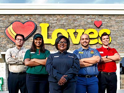 Love's Travel Stops Careers