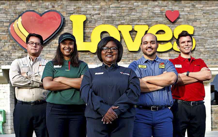 Careers at Love's Travel Stops