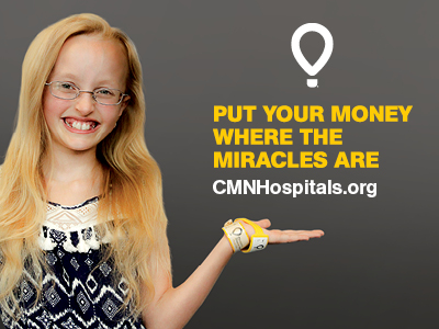 Children's Miracle Network Campaign