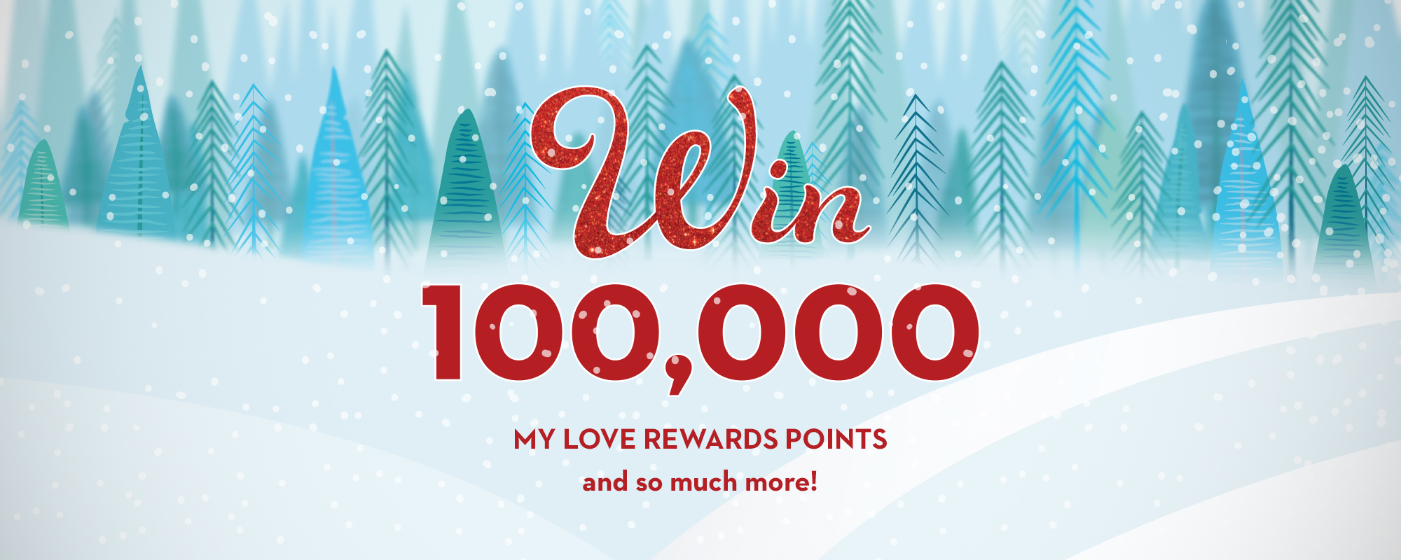 Love's 12 Days of Christmas giveaway