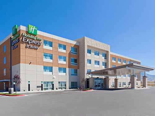 Love's Travel Stops Holiday Inn Express & Suites, Brigham City, Utah