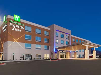 Love's Holiday Inn Express & Suites
