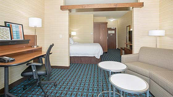Fairfield Inn & Suites Burlington Colorado