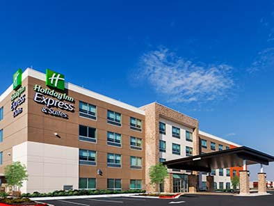 Stay at our Holiday Inn Express & Suites next time you're in Chanute, Kansas
