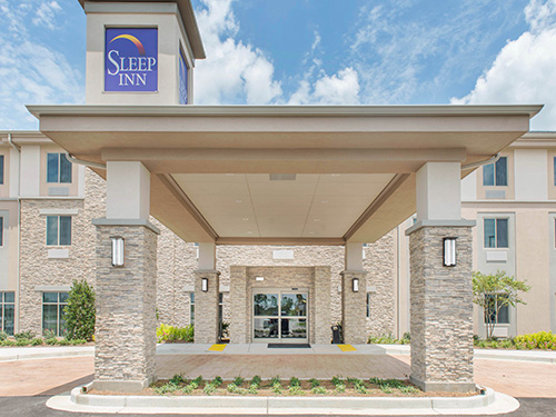 Defuniak Springs Sleep Inn & Suites