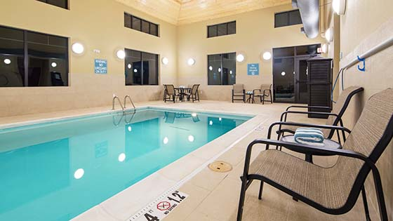 Love's Best Western Plus Tuscumbia / Muscle Shoals