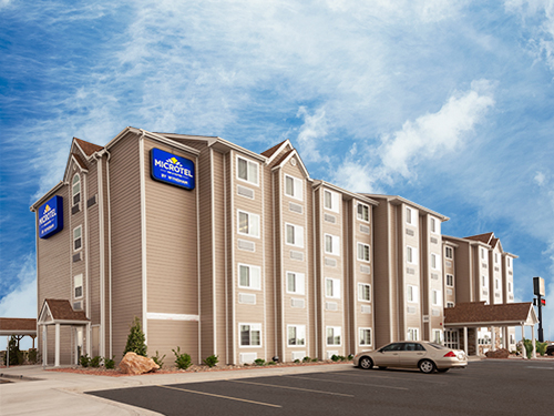 Microtel Inn & Suites Pecos, Texas