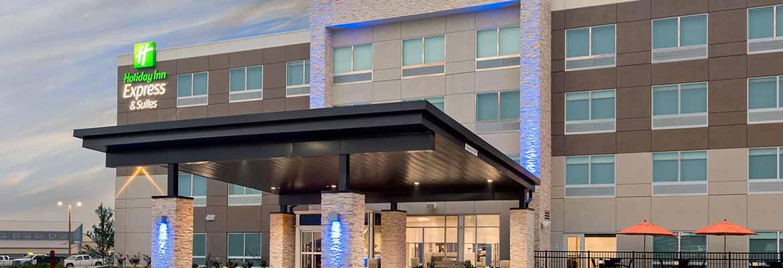 Love S Travel Stops Holiday Inn Express Suites Prosser Washington