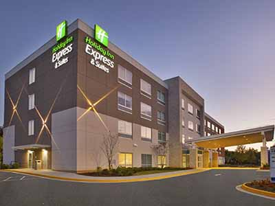 Love's Holiday Inn Express & Suites, South Hill, Virginia