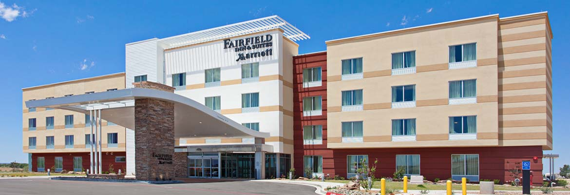 Stay at Love's owned Fairfield Inn & Suites in Tucumcari, New Mexico