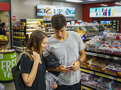 Get snacks, clothing and more at Love's Travel Stops