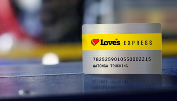 Love's Express Credit Billing Program