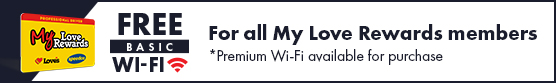 Wifi-at Love's