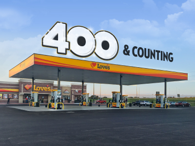 South Holland, Illinois 400 and Counting