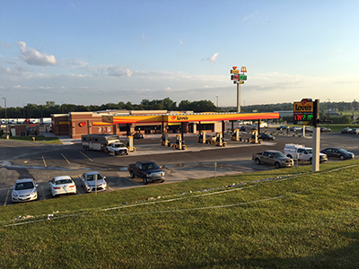 Love's Travel Stops Harrisonville Missouri