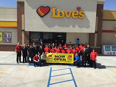 Love's 630 Opens in Enid, Oklahoma