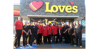 Love's Travel Stops in Fort Stockton now open