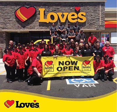 Love's Travel Stops opens in Grand Junction, Colorado