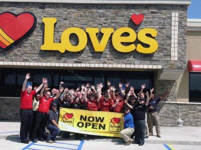 Love's Travel Stops opens in Baird, Texas