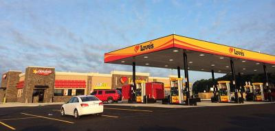 Love's Travel Stops opens in Searcy, Arkansas