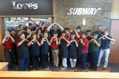 Love's Travel Stops reopens in Van Horn, Texas
