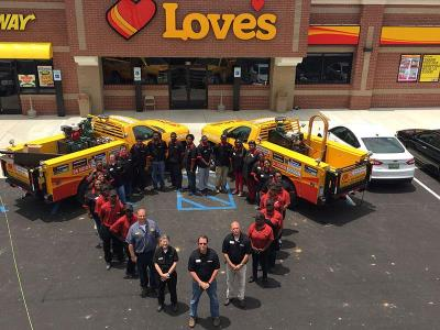Loves opens in Shorter, Alabama
