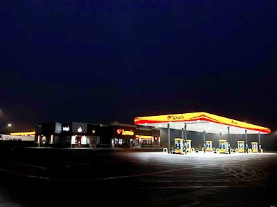 Visit the Love's Travel Stop in Prince George, Virgina