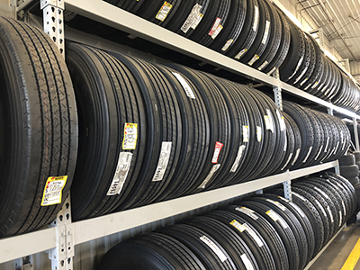 Speedco Offers New Brands Of Tires