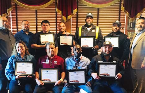 Love's Travel Stops' Fuel Hauling Fleet Awards Over $1.1 Million to Company Drivers