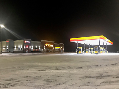 Love's truck stop holland michigan