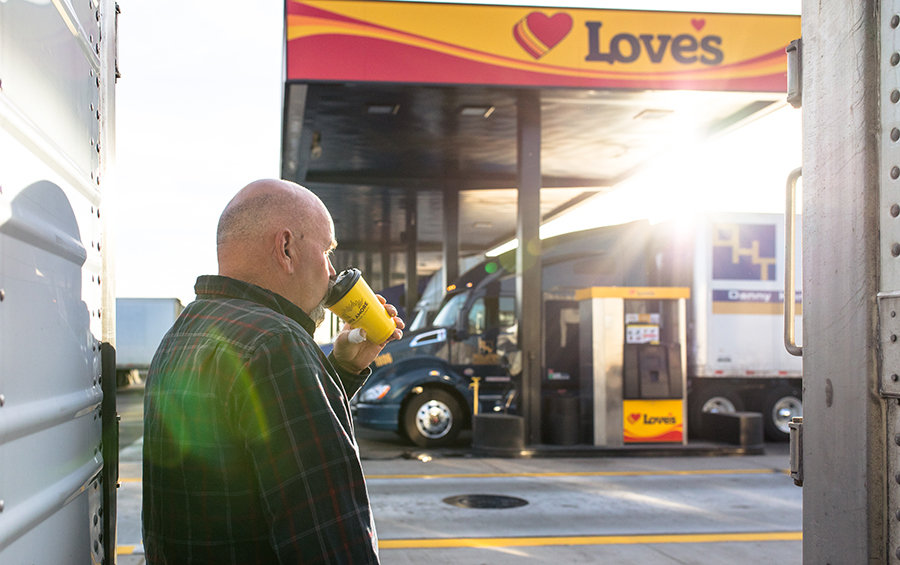Love's Travel Stops celebrates the opening of 500 locations