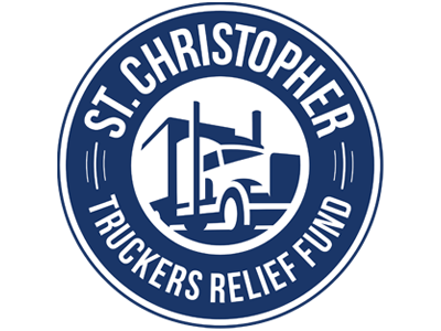 St Christopher Truckers Relief Fund logo