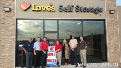 self storage staff in sweetwater
