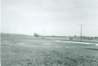 Missouri highway view 1958