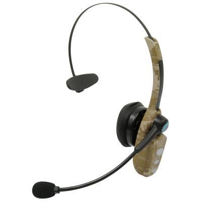 BlueParrott camo headset