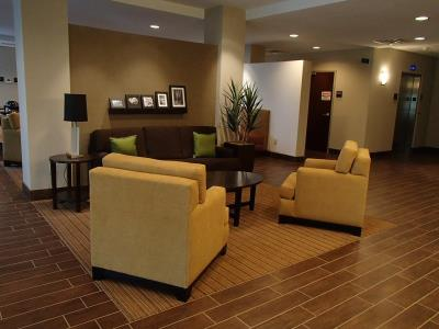 Sleep Inn lobby