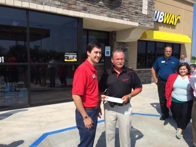 Jonesboro loves donates to DARE program