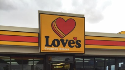 Love's in Van Horn pre rebuild