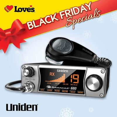 Black Friday Uniden