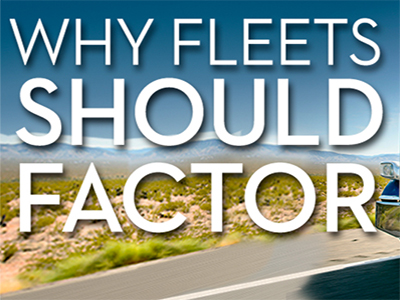 why fleets should factor