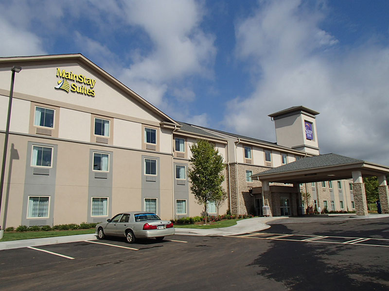 Sleep Inn Emerson Georgia exterior