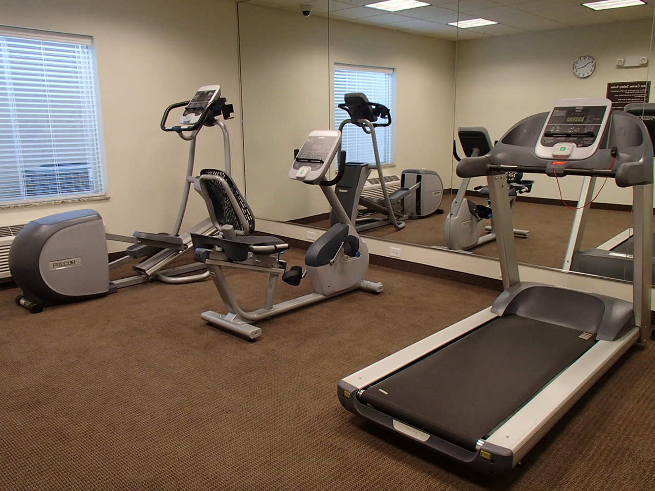 Sleep Inn Emerson Georgia fitness center