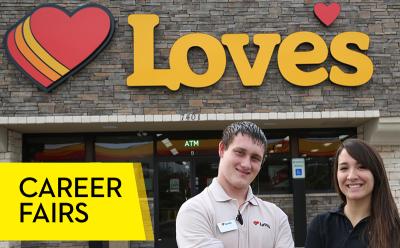 Love's Career fairs