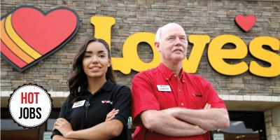 Love's HOT JOBS