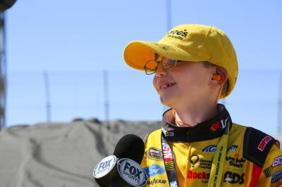 MIracle child jack interviews on FOX sports