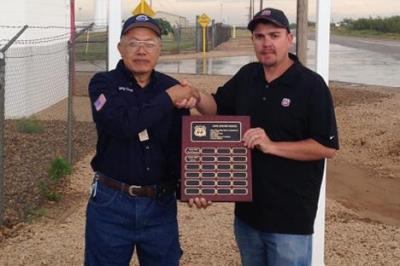 Jack Gee Gemini driver wins award from Phillips 66