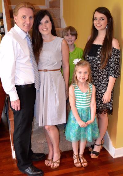 Love's Bernie Burns family help CMNH