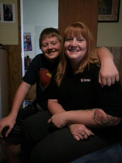 loves employee's son impacted by CMNH