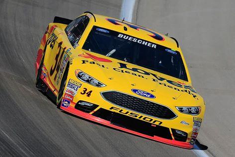 Chris Buescher NASCAR