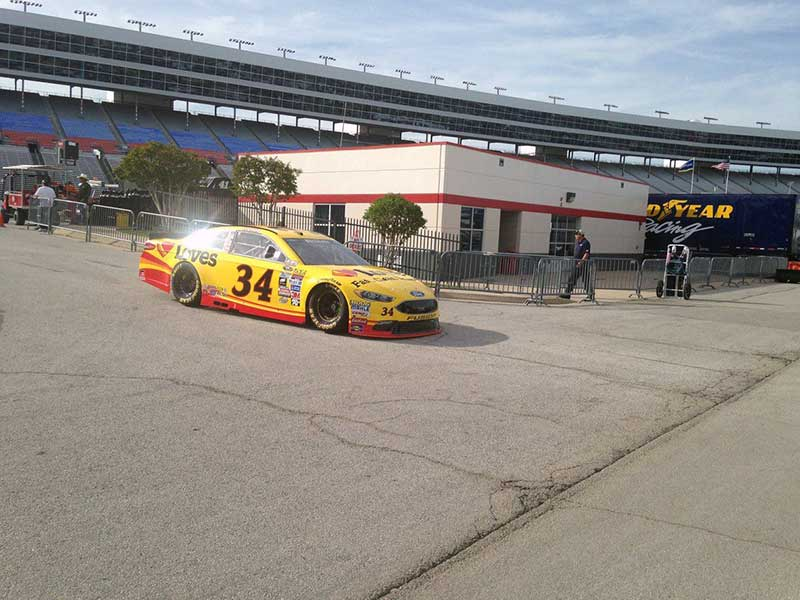 Chris Buescher